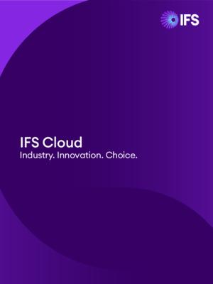 IFS Cloud Brochure