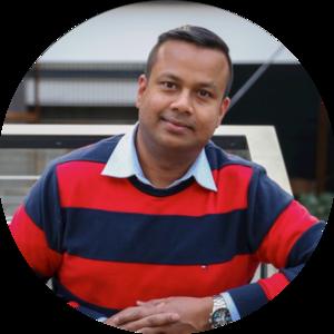 Go to the profile of Biswajyoti Sahu