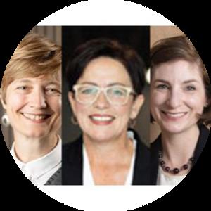 Go to the profile of Elizabeth Hill, Rae Cooper & Frances Flanagan