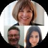 Go to the profile of Paula Rochon & Surbhi Kalia and Paul Higgs