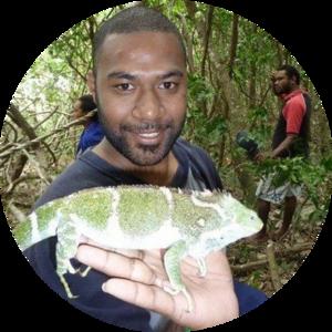 Go to the profile of Eferemo Kubunavanua