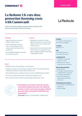 La Redoute - Case-Study