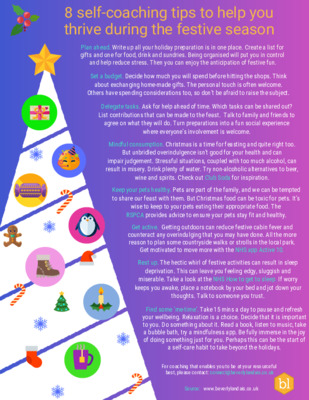 8 practices to help you find balance over the festive season