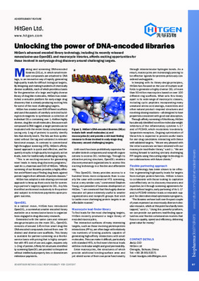 Unlocking the power of DNA-encoded libraries
