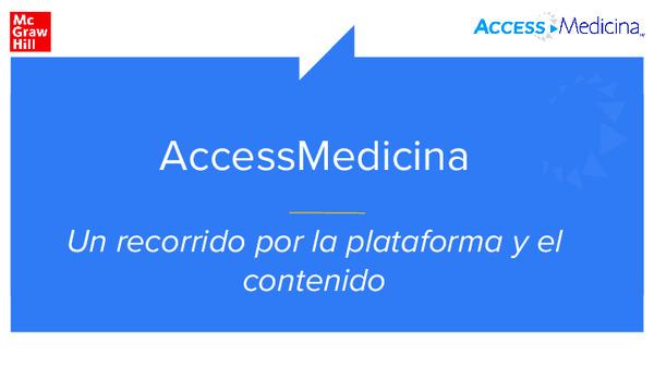 Conozca paso a paso AccessMedicina