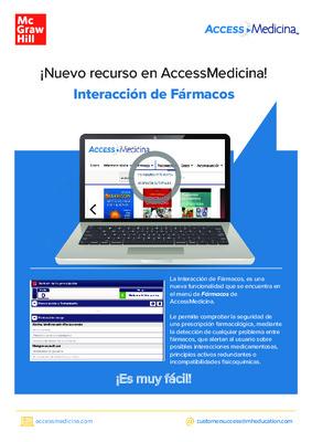Interacción de Fármacos - AccessMedicina