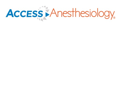 AccessAnesthesiology Logo