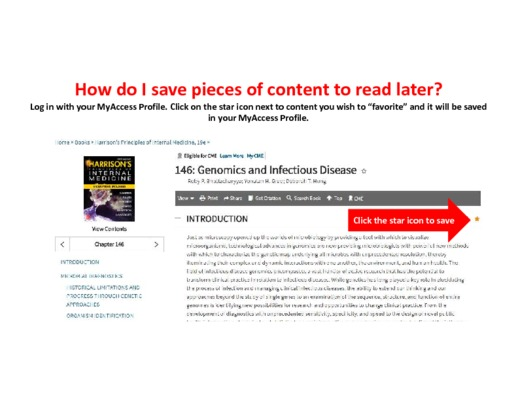 How do I save pieces of content to read later?