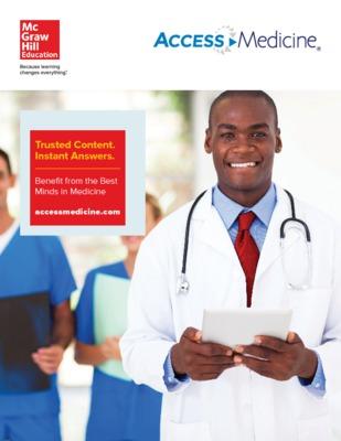 AccessMedicine Brochure