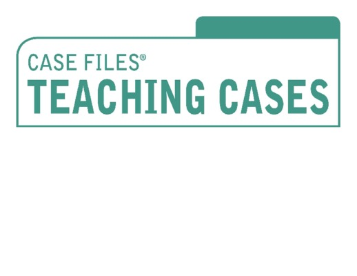 Teaching Case Files Logo