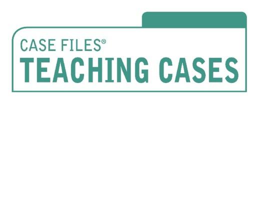 Teaching Case Files Logo