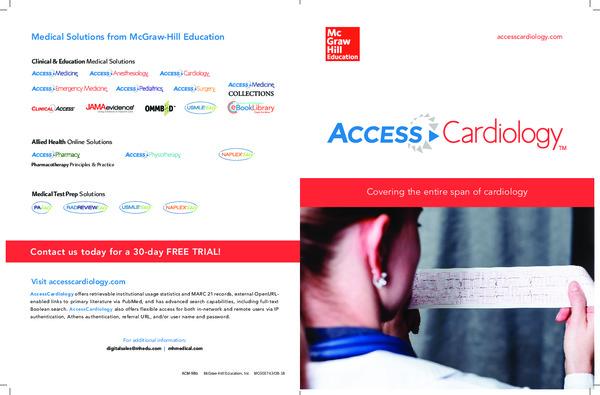 AccessCardiology Brochure