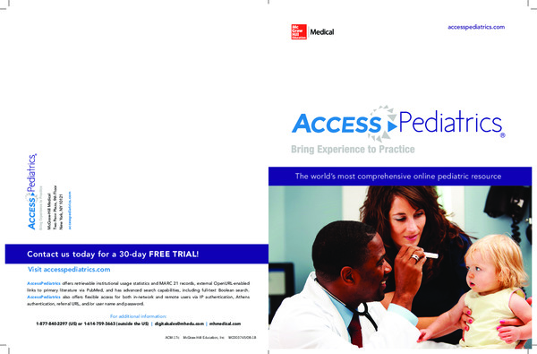 AccessPediatrics Brochure