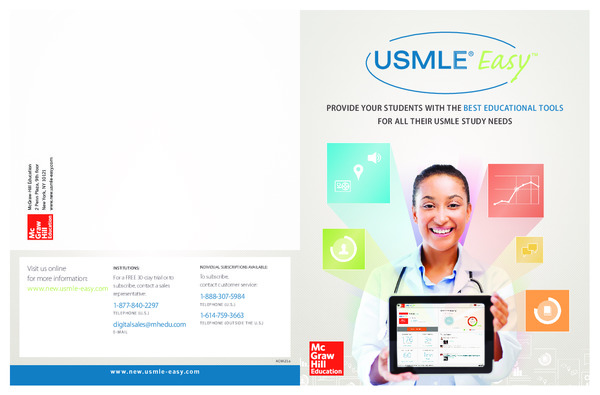 USMLE Easy Brochure