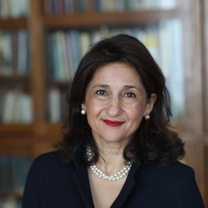 Go to the profile of Minouche Shafik