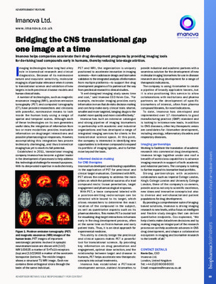 Bridging the CNS translational gap one image at a time