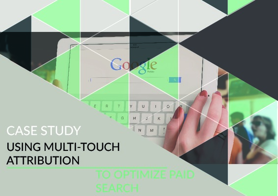 Fospha Multi-Touch-Attribution Case-Study
