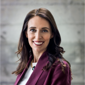 Go to the profile of Jacinda Ardern