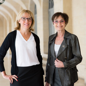 Go to the profile of Cécile Bernheim et Françoise Derolez