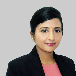 Go to the profile of Dr Geethanjali Bhas