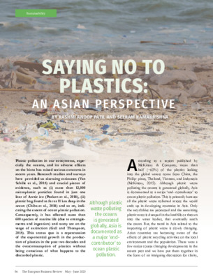 Saying No To Plastics-An Asian Perspective-EBR-Seeram